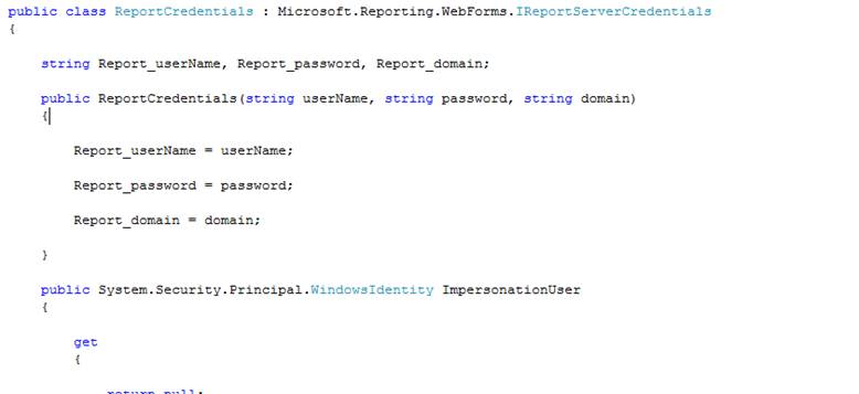 SQL Server Performance Accessing SSRS Reports Using Report
